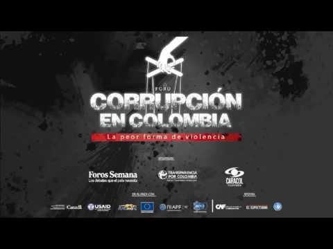 FORO: CORRUPCION EN COLOMBIA