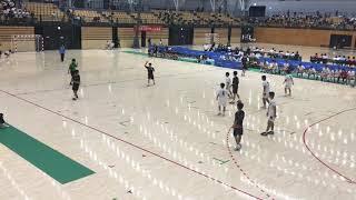 [ハンドボール国体選抜] 三重県VS岐阜県 後半