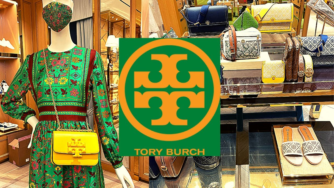 Tory Burch New Collection 2021 New Arrival Virtual Shopping Handbag Shoes Ready to Wear Accessories