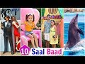 10th YEAR Celebrations ... | #Bangkok #Travel #Vlog #DIML #ShrutiArjunAnand thumbnail