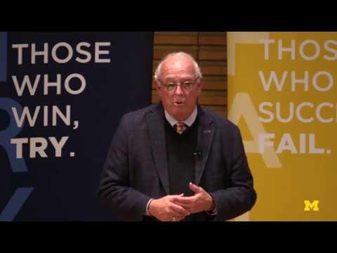 Entrepreneurship Speaker Series: Mark Retzloff, Horizon Organic (April 6, 2018)