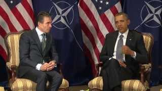 NATO Secretary General with President of the United States - Joint Statement