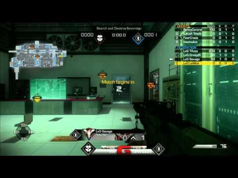 TYT vs Leverage (WGLA) - Bravo Group Game 7 (Call of Duty Championship UK League Qualifier)