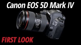 First Look: Canon EOS 5D Mark IV(, 2016-08-25T04:00:00.000Z)