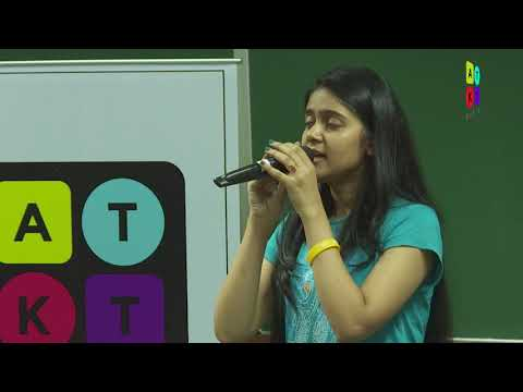 Yeh Dil Jo Pyarka Cover by Miranda House College Student | Antaragni 2017