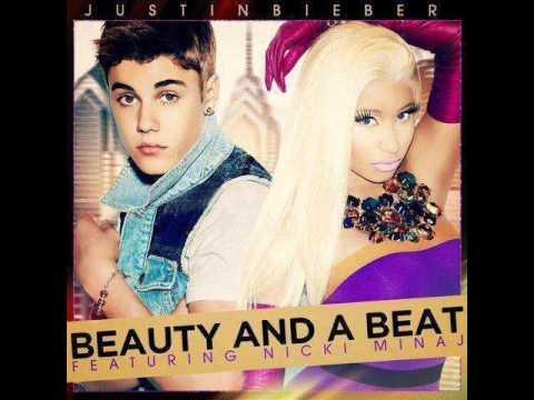 Download Justin Bieber ft. Nicki Minaj - Beauty And A Beat ( Audio )