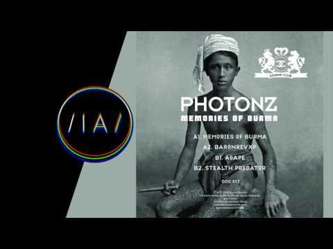 Photonz - Stealth Predator [Cosmic Club]