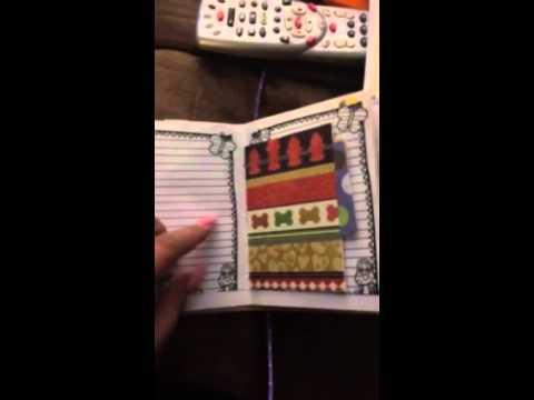 6x9 envelope junk journal summer puppies