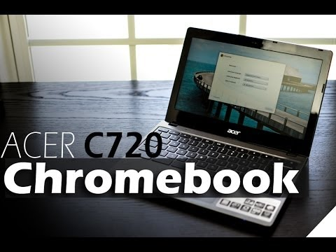 ACER C720 Chromebook - REVIEW