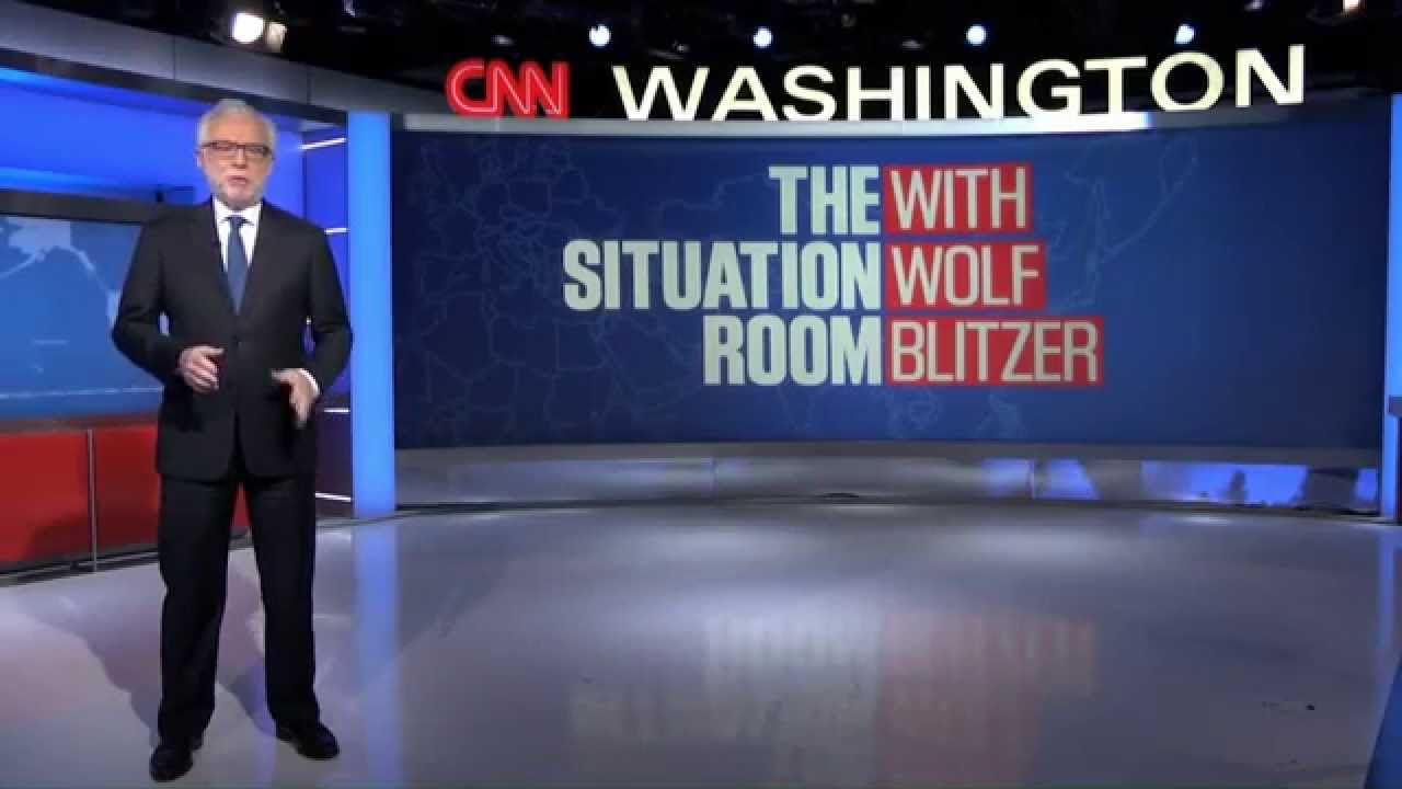Why I\'m A Fan: Wolf Blitzer In \