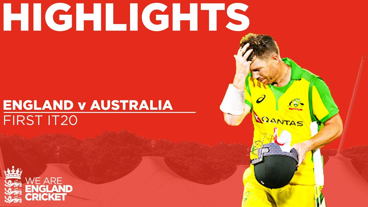 Download England v Australia - Highlights | Great Drama After Stunning Comeback! | 1st Vitality IT20 2020