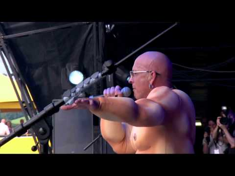 HD Right Said Fred I'm Too Sexy Rewind Festival 80's 2012