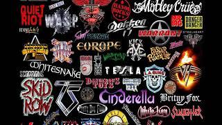 Compilation Old School Hard Rock & Hair Metal [80s 90s]
