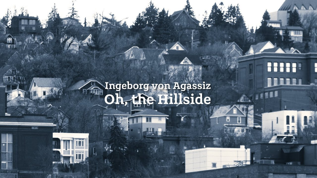 ingeborg von agassiz oh the hillside youtube