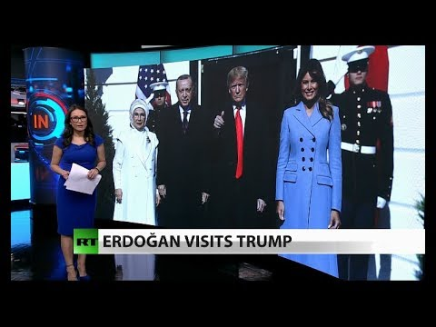 """RT America: Erdogan and Trump set for """"Full and frank engagement""""-US officials"""