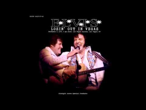 Elvis Presley - Losin Out In Vegas - December 5 1976 Full Album