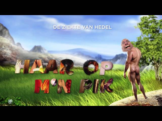 de ziekte van hedel - youtube gaming