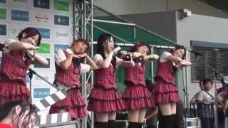 8月25日、OFR48は、西武ドームで開催された「埼玉フェスタ」のステージ...
