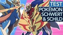 Pokémon Schwert & Schild - Test / Review