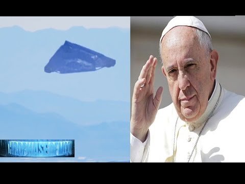 LEAKED! Vatican UFO WIKILEAKS SHOCKER!! Hillary Clinton Email Proves Alien Visitation IS REAL!? 2016