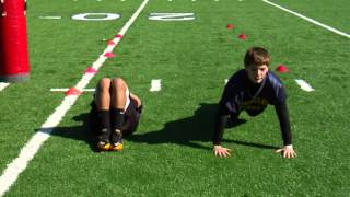Video Agility & Speed Drills for Youth Football download MP3, 3GP, MP4, WEBM, AVI, FLV Oktober 2017
