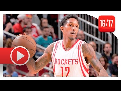 Lou Williams Full Highlights vs Lakers (2017.03.15) - 30 Pts, 7 Ast off the Bench!