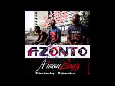 NEW AZONTO NON-STOP MIX - DJ CIMAO