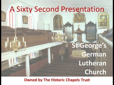 St George's, Short Presentation