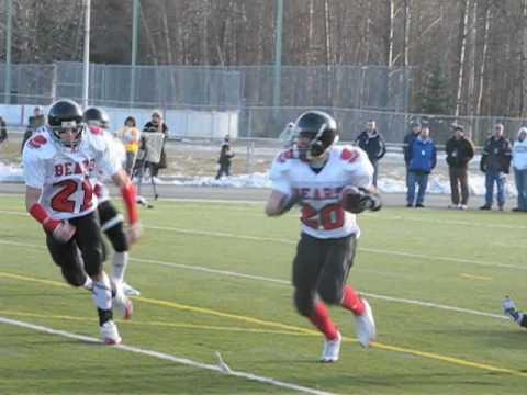 2008 Alaska football championship