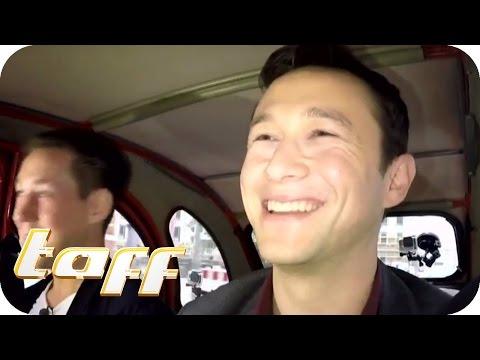 Joseph Gordon Levitt - Stars in Cars   taff   ProSieben