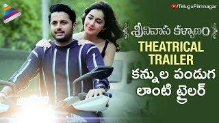 Srinivasa Kalyanam Theatrical Trailer | Nithiin | Raashi Khanna | Dil Raju | Telugu FilmNagar