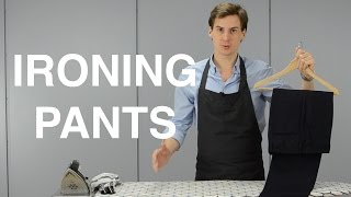How to Iron Pants - Smart Tricks You Need To Know