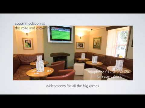 accommodation at the rose and crown hotel carmarthen