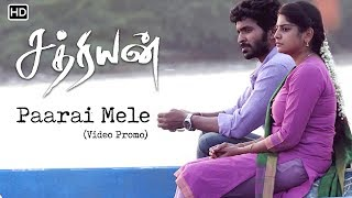 Sathriyan - Paarai Mele Video Promo