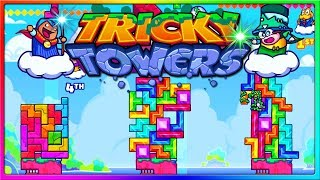 CARPENTER BLOCKS ARE OP! | Tricky Towers Gameplay