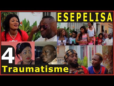 Traumatisme 4 Nouveau Theatre Congolais 2017 18+ Modero Barcelone LaDuchesse Herman Fatou Esepelisa