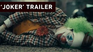 """Warner Brothers released a trailer for """"Joker,"""" which promises to tell the backstory of Batman's most iconic nemesis."""