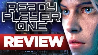 Ready Player One REVIEW! (No Spoilers) Can A Video Game Be A Movie?