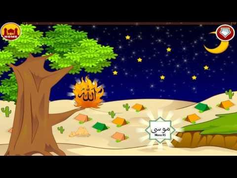 Kisah Nabi Musa AS Animasi Kartun Islam YouTube 720p