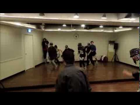 * NEW VIDEO * DOUBLE.D HIPHOP BASIC CLASS @ BWB studio