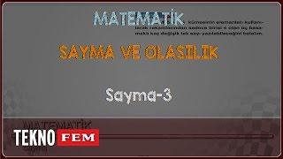10. Sınıf MATEMATİK - Sayma-3