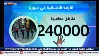 الأمم المتحدة وسوريا.. دعوة لهدنة وسط إعصار من القصف