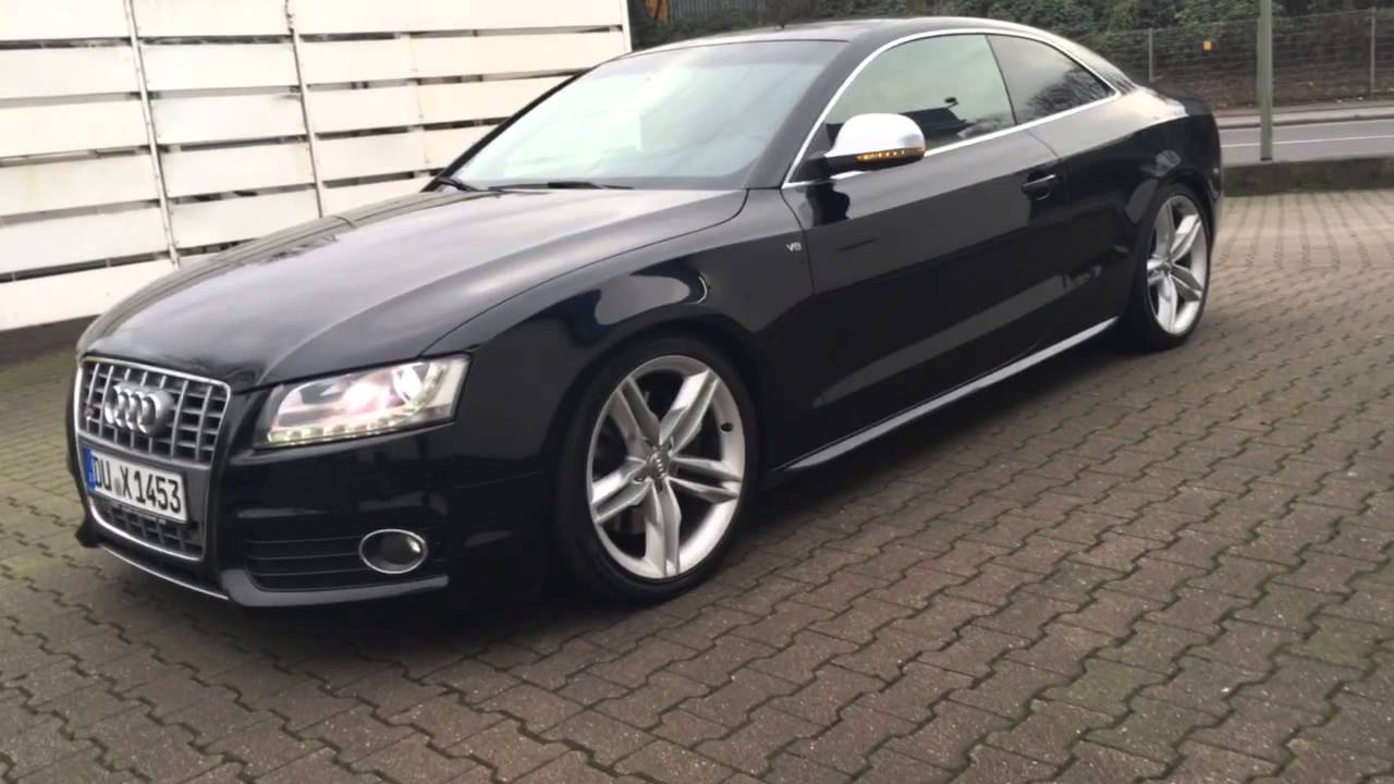 Audi S5 4 2 V8 Walkaround And Sound Check