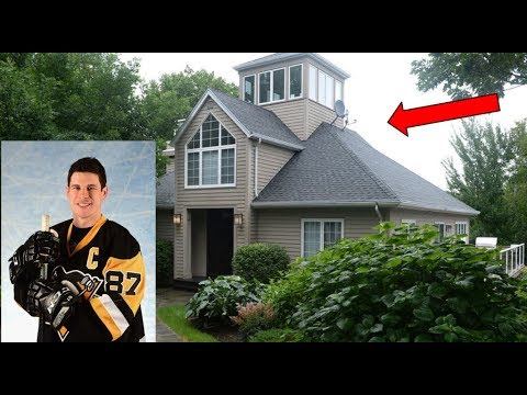 Sidney Crosby House & Car 2019