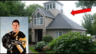 Sidney Crosby House & Car 2018