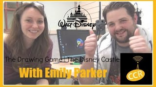 The Drawing Game | The Disney Castle