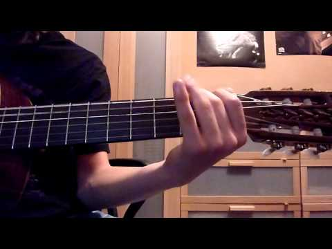 Come As You Are-Classical Guitar
