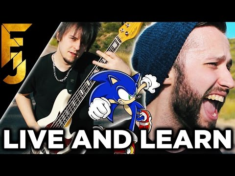 """Sonic Adventure 2 - """"Live and Learn"""" Feat. Jonathan Young   FamilyJules"""