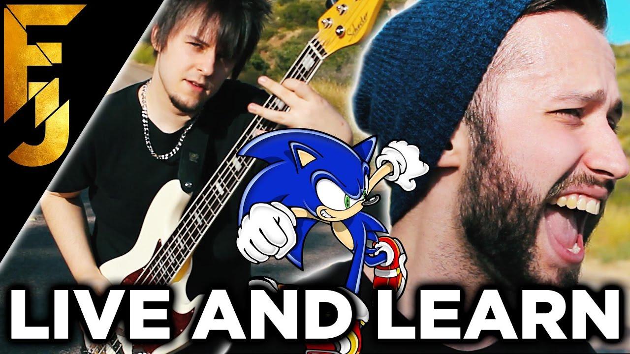 Live And Learn (Main Theme) - Sonic Adventure 2 (Sega ...