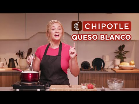 I Recreated Chipotle's Queso Blanco Recipe // Sponsored By Chipotle